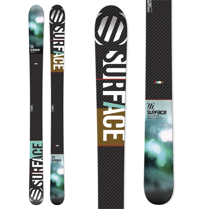 Surface - Surface One Life Skis 2014