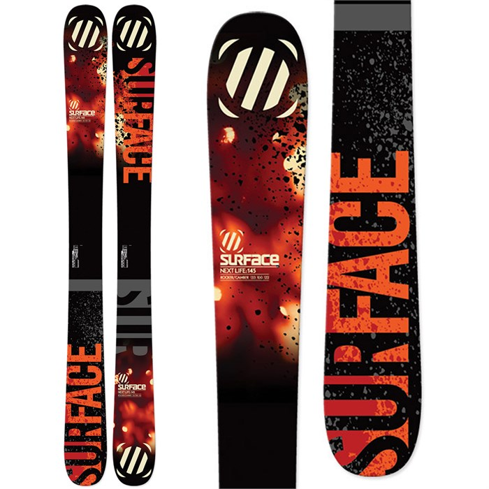 Surface - Next Life Skis - Boy's 2014