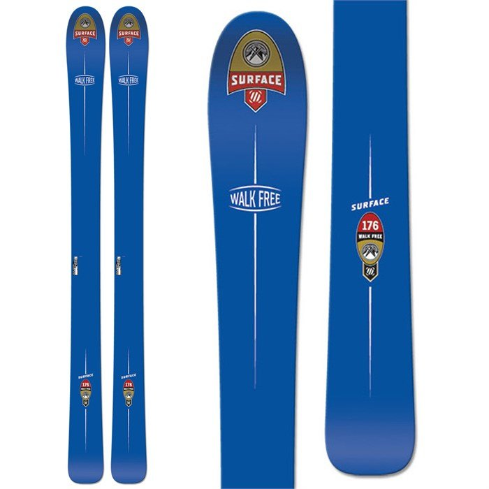 Surface - Surface Walk Free Skis 2014