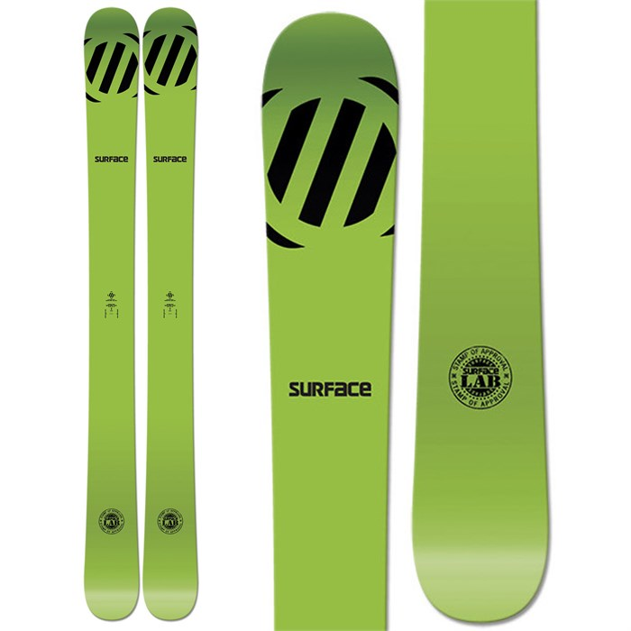 Surface - LAB 001 Skis 2014