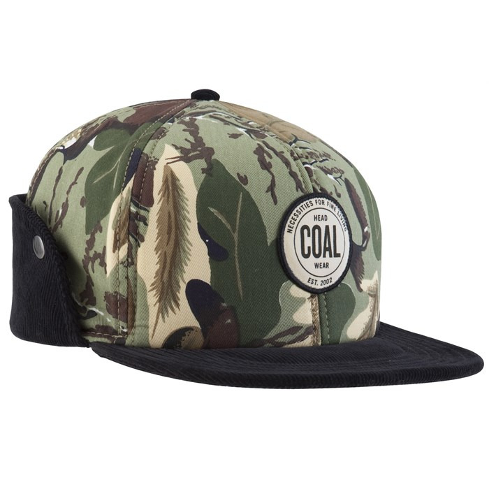 Coal - The Foreman Hat