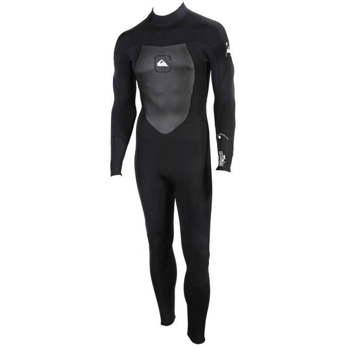 Quiksilver - 3/2 Syncro Back Zip Flat Lock Wetsuit