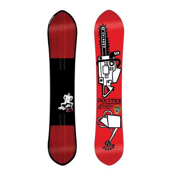 Salomon - Sickstick Snowboard - Sample 2014