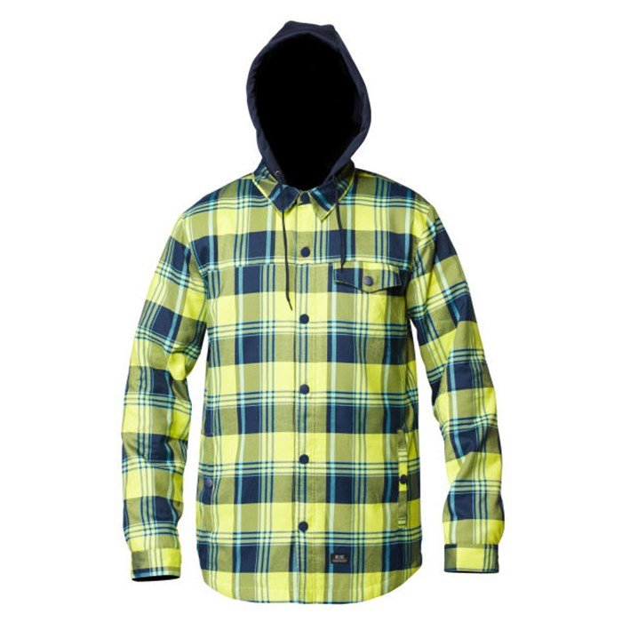 DC - Fernwood Riding Tech Flannel
