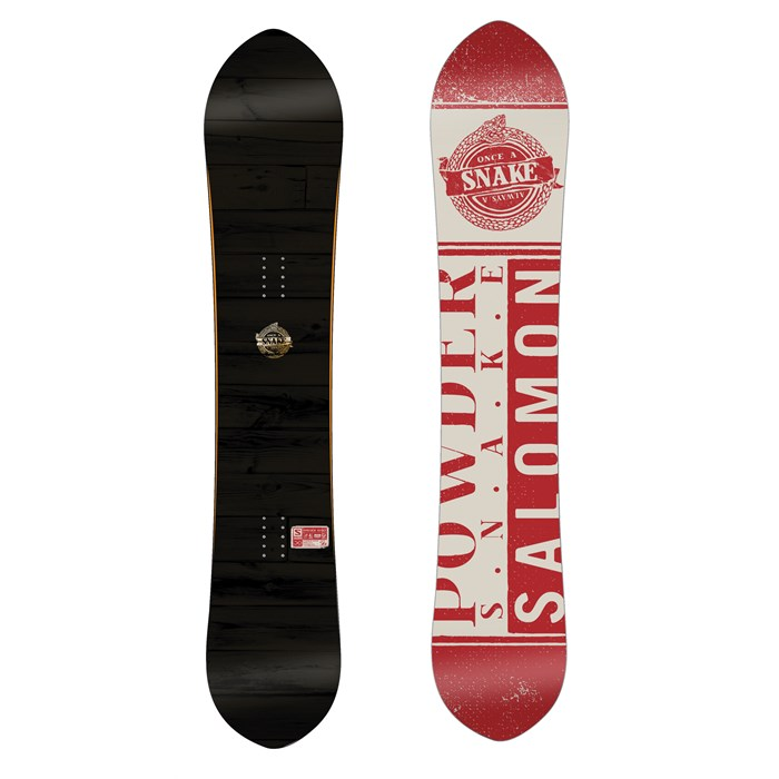 Salomon - Powder Snake Snowboard - Demo 2014