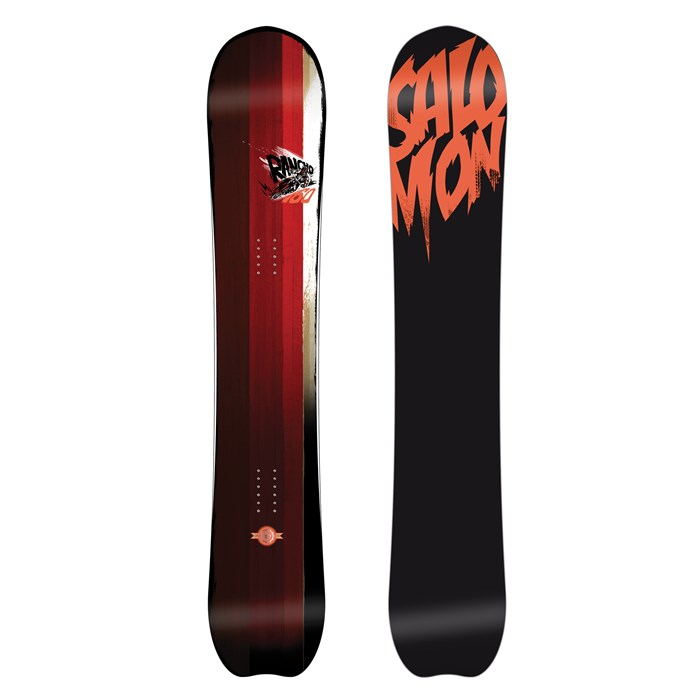 Salomon - Rancho Snowboard - Sample 2014