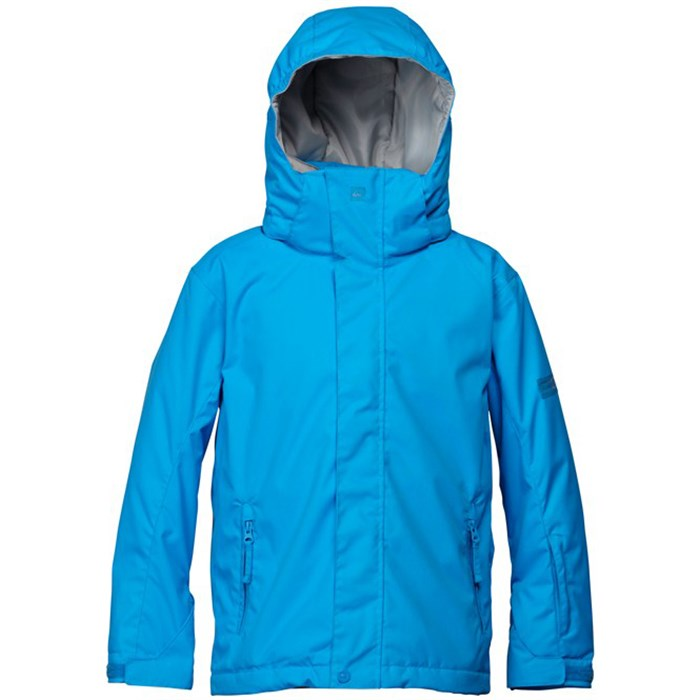 Quiksilver - Mission Solid Jacket - Boy's
