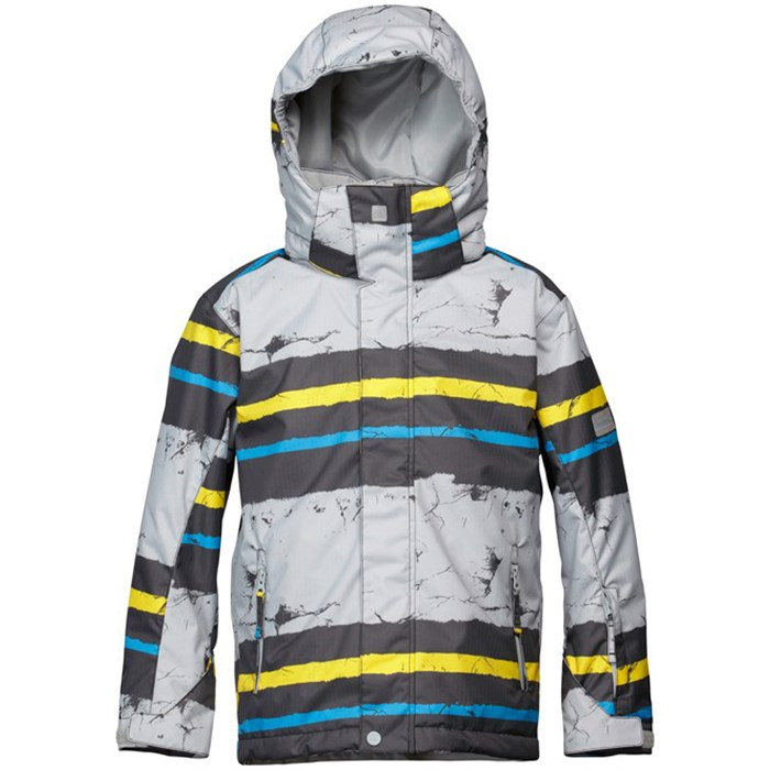 Quiksilver - Mission Print Jacket - Boy's