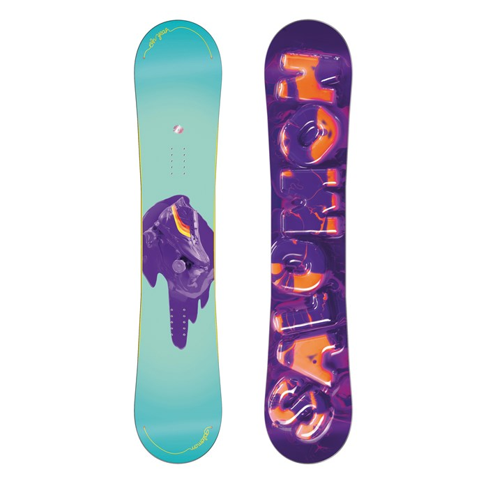 Salomon - Oh Yeah Snowboard - Sample - Women's 2014