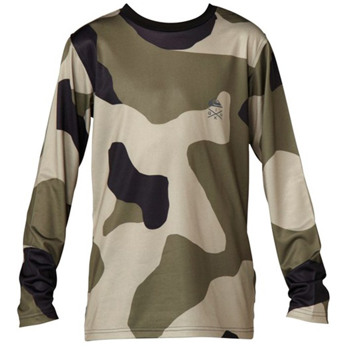 Quiksilver - Lloyd Baselayer Top - Boy's