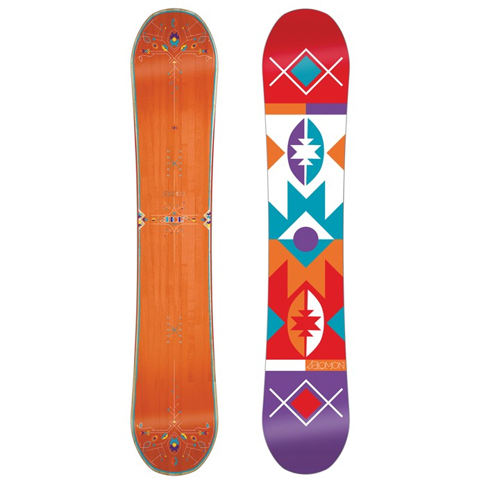 Salomon - Idol Snowboard - Demo - Women's 2014