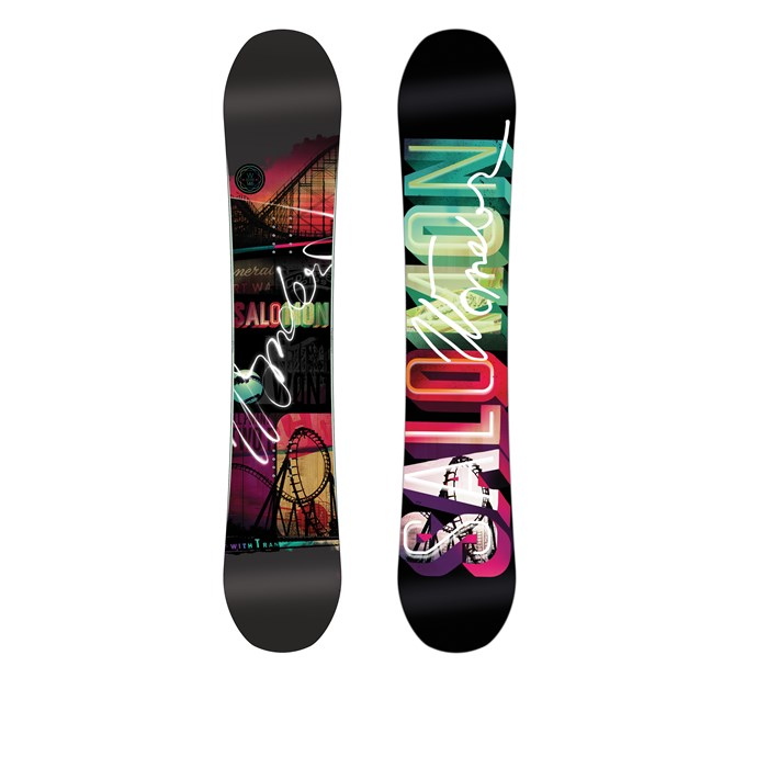 Salomon - Wonder Snowboard - Demo - Women's 2014