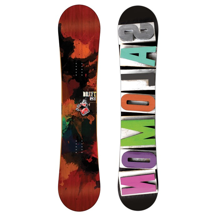 Salomon - Mini Drift Snowboard - Sample - Boy's 2014