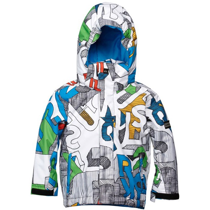 Quiksilver - Little Mission Jacket - Boy's
