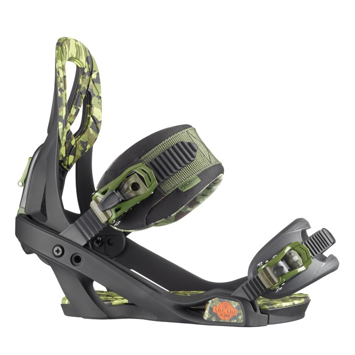 Salomon - Arcade Snowboard Bindings - Demo 2014