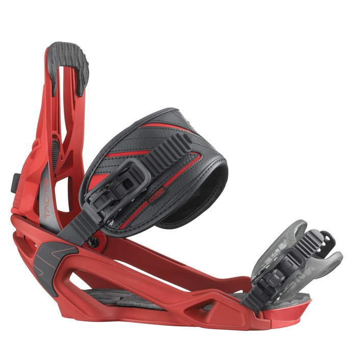 Salomon - Tactic Snowboard Bindings - New Demo 2014