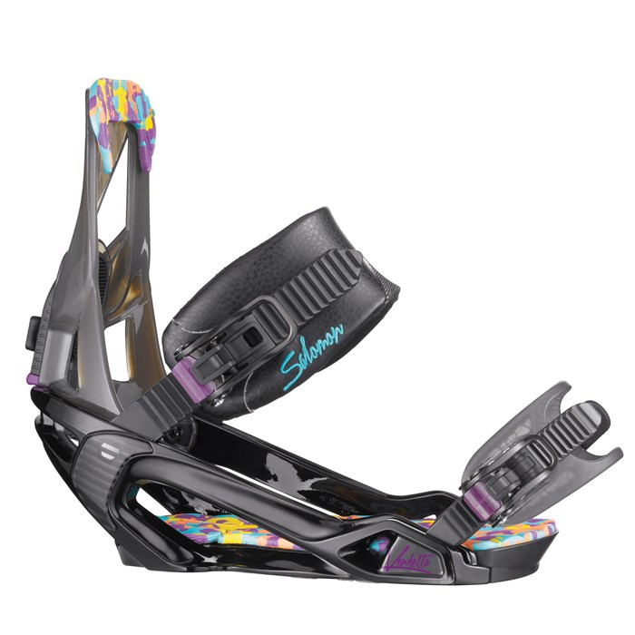 Salomon - Vendetta Snowboard Bindings - Demo - Women's 2014