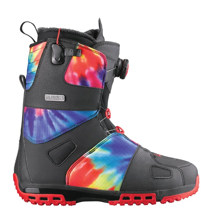 Salomon - Savage Boa® STR8JKT Snowboard Boots - New Demo 2014