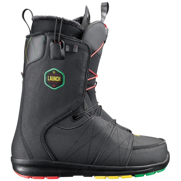 Salomon - Launch Snowboard Boots - Sample 2014