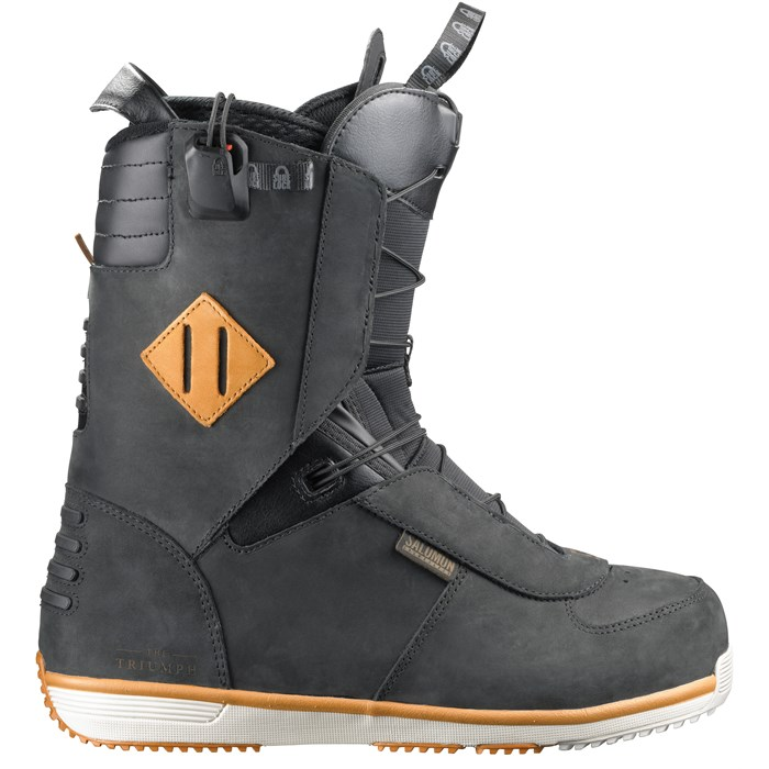 Salomon - Triumph Leather Snowboard Boots - Demo 2014