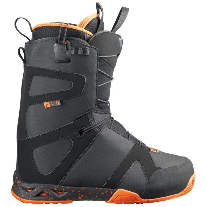 Salomon - F2.0 Snowboard Boots - Demo 2014
