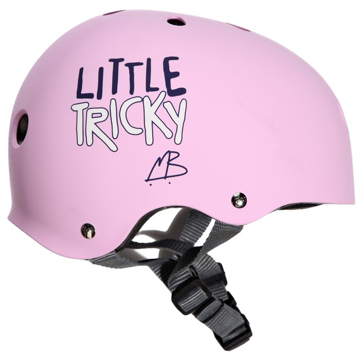 Triple 8 - Brainsaver Little Tricky Jr. Skateboard Helmet - Kid's