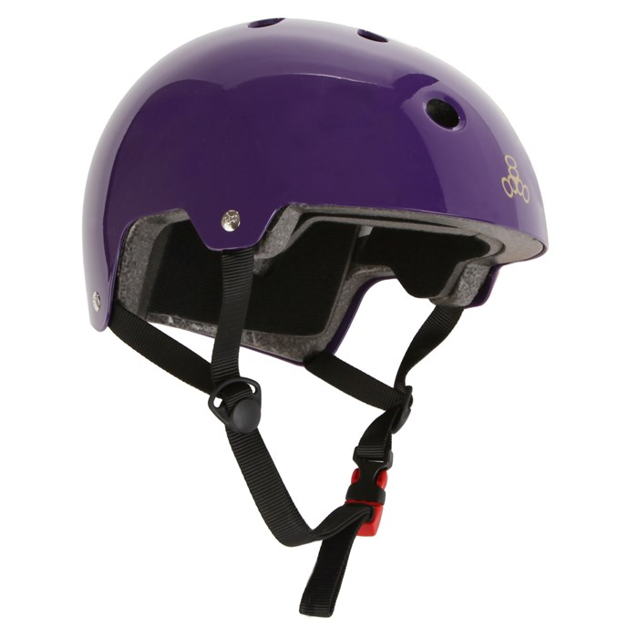 Triple 8 - Brainsaver Skateboard Helmet