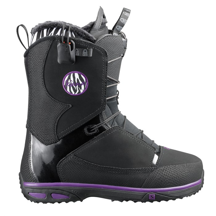 Salomon - Kiana Snowboard Boots - Sample - Women's 2014