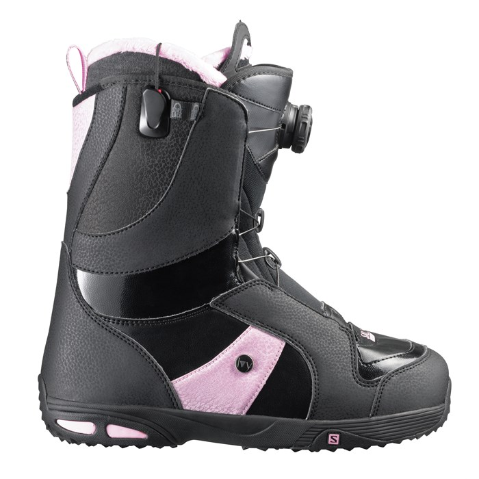 Salomon - Ivy Boa® STR8JKT Snowboard Boots - New Demo - Women's 2014