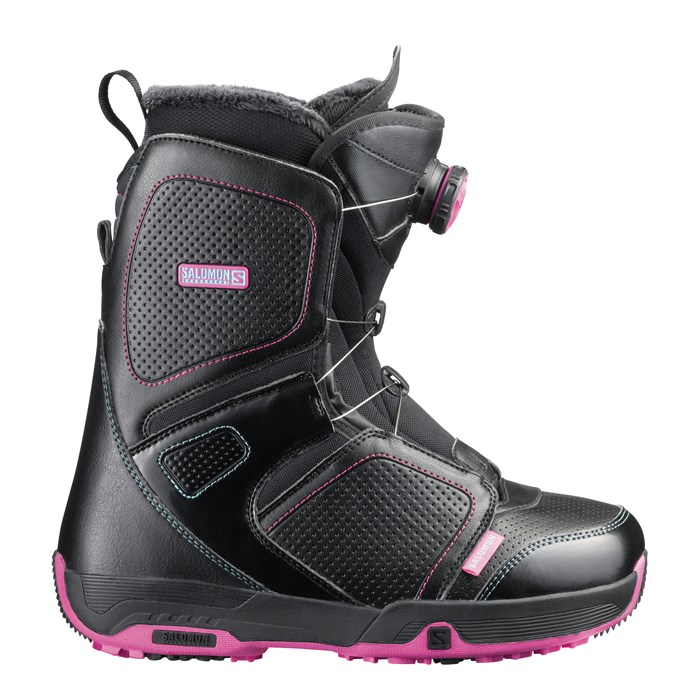 Salomon - Pearl Boa® Snowboard Boots - New Demo - Women's 2014