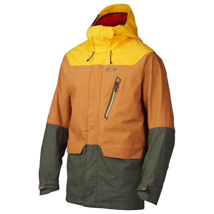 skidglas_gon 0i3m  oakley ridgewood jacket