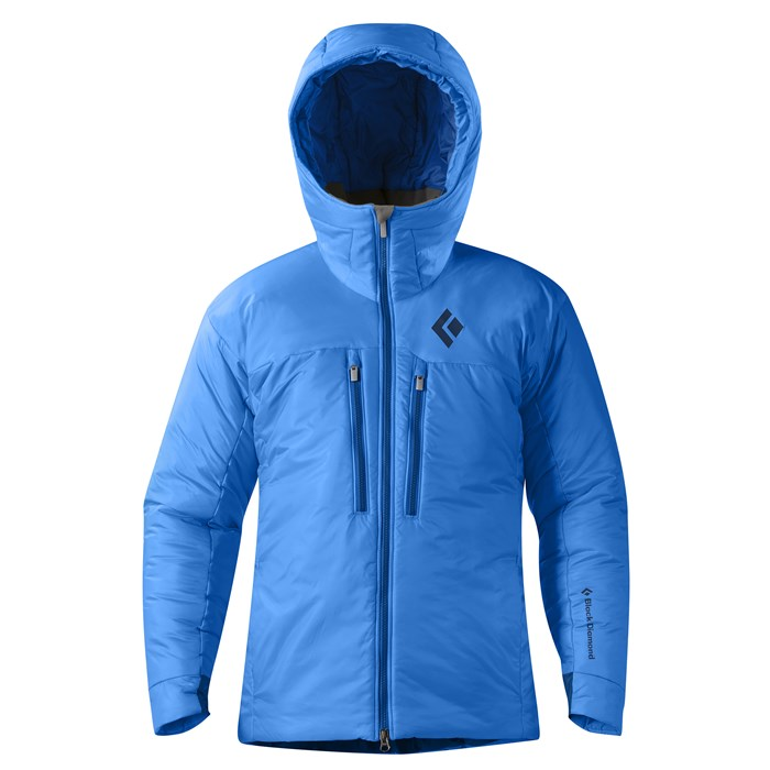 Black diamond belay parka