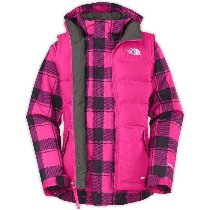 The North Face - Vestamatic Triclimate Jacket - Girl's