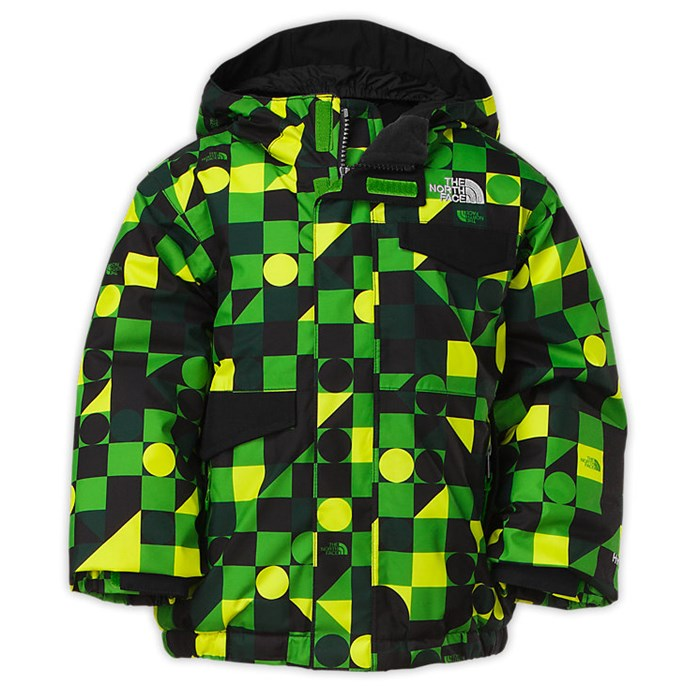 The North Face - Geo Blox Jacket - Boy's