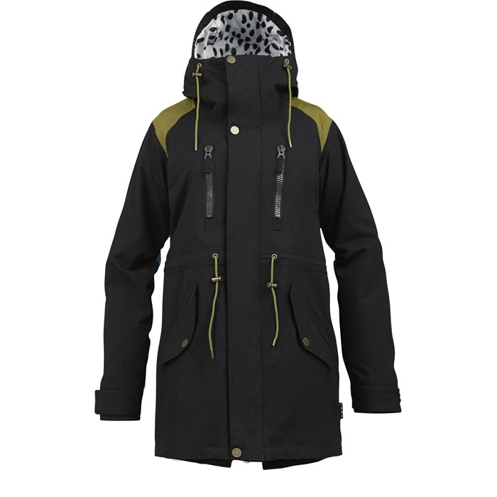 Burton - Lamb Parka Jacket - Women's