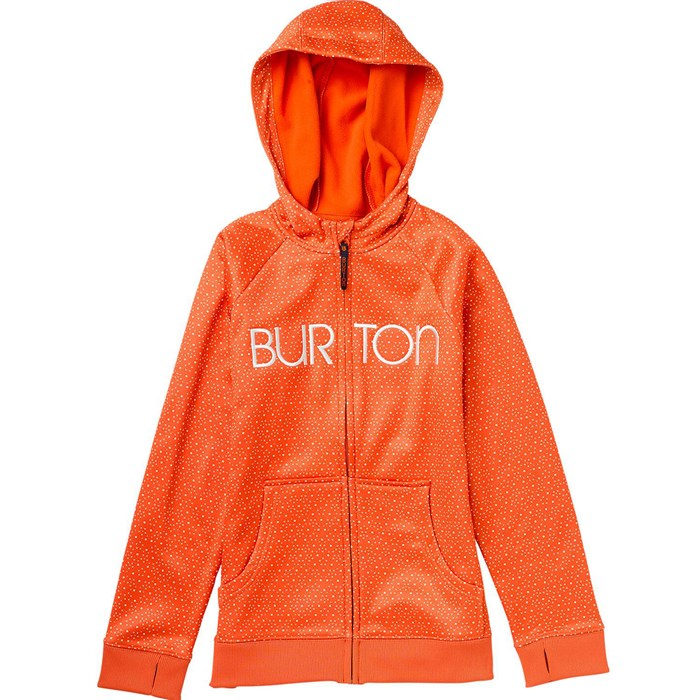 Burton - Scoop Fleece Zip Hoodie - Girl's