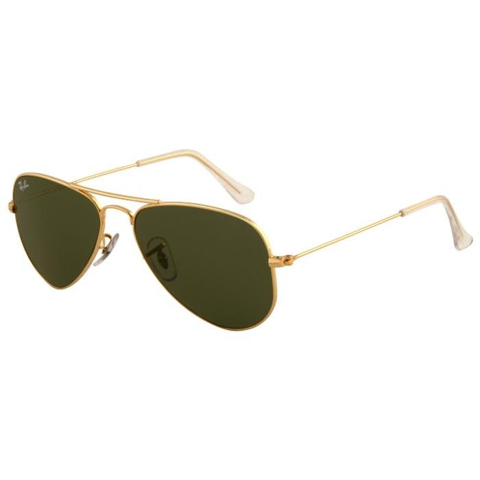 Small Lens Aviator Sunglasses  ray ban rb 3044 aviator small metal 52 sunglasses evo