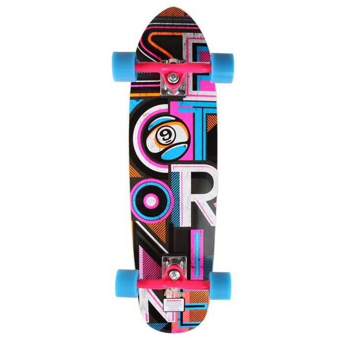 Sector 9 - Sections Complete Longboard