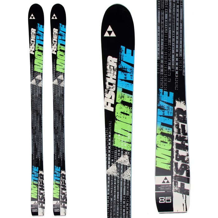 Fischer - Motive 86 Skis 2014