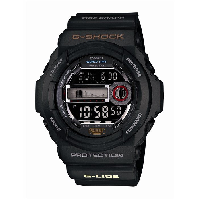 G-Shock - Glide GLX 150 Tide Watch