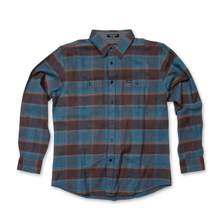 Matix - Piller Button-Down Flannel Shirt