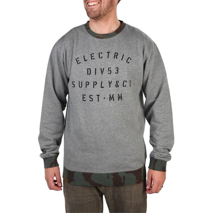 Electric - DIV 53 Crew Sweatshirt