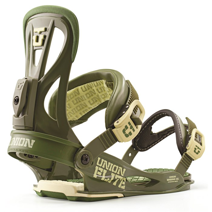 Union - Flite Snowboard Bindings - Demo 2013