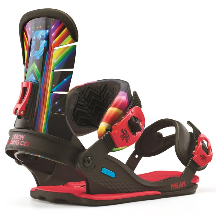 Union - Union Milan Snowboard Bindings - Demo - Women's 2013