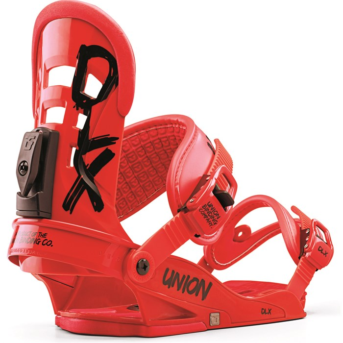 Union - DLX Snowboard Bindings - Demo 2013
