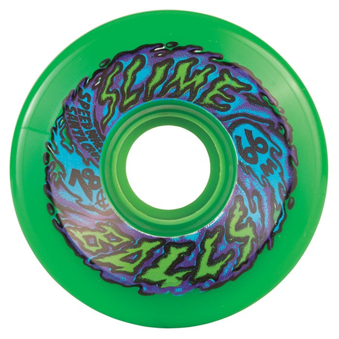 Santa Cruz - Slime Ball 66's 78a Cruiser Skateboard Wheels