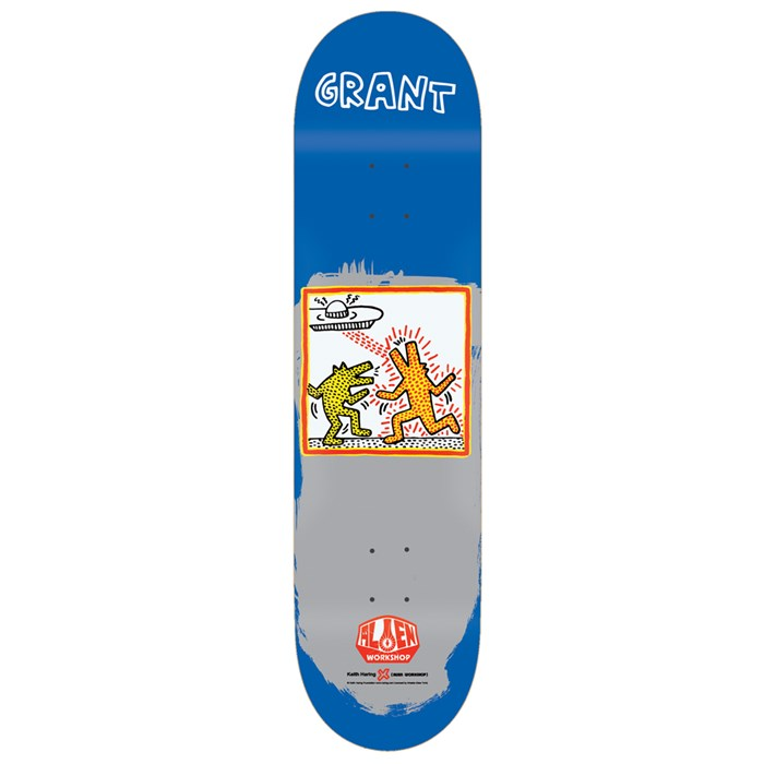 Alien Workshop - G. Taylor Haring II Skateboard Deck