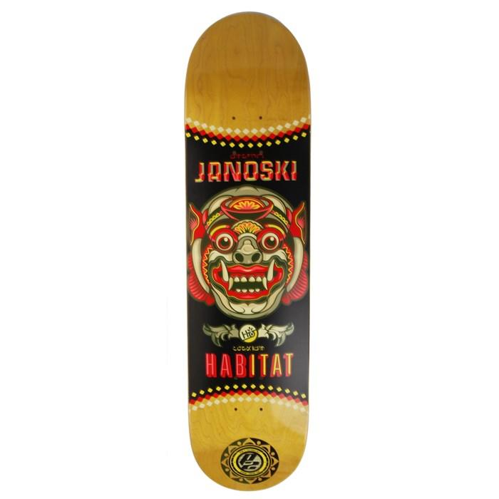 Habitat - Janoski Bali Mask Skateboard Deck