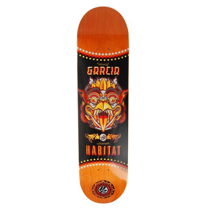Habitat - Garcia Bali Mask Skateboard Deck