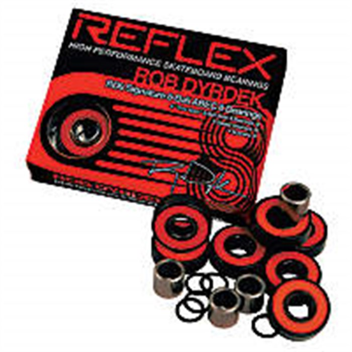 Reflex - Reflex Dyrdek Signature Abec 8 Skateboard Bearings